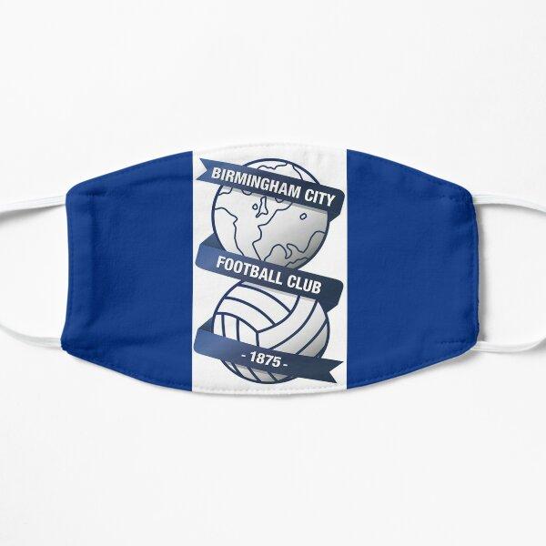 Birmingham City FC logo Flat Mask
