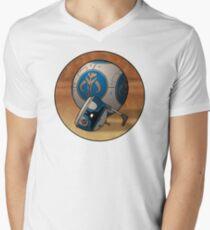 JF-8 Mens V-Neck T-Shirt