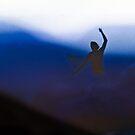 Twilight Surfer by Bill  Russo