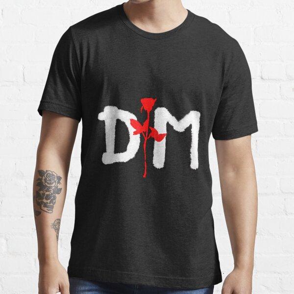 depeche mode logo de wilatikta Camiseta esencial