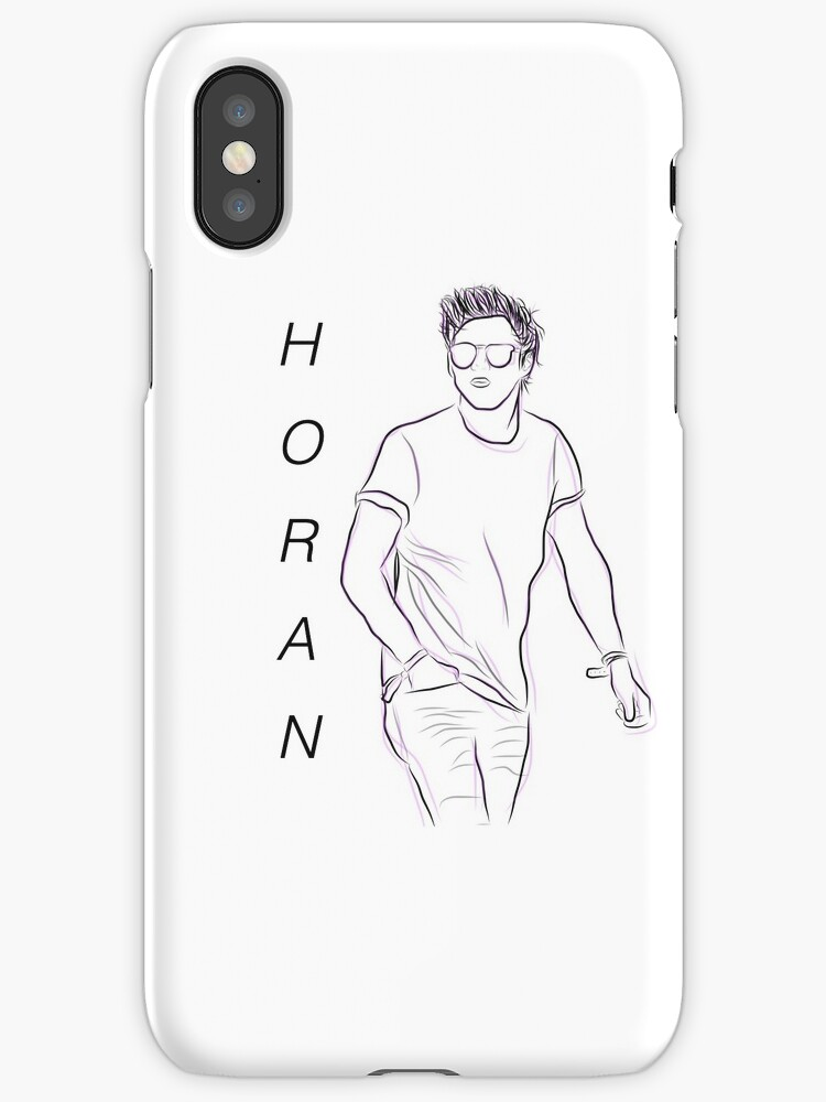 quotniall horan phone casequot iphone cases amp covers by