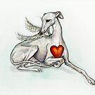 The Never-Ending Love by Elle J Wilson