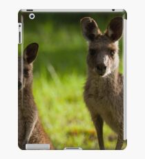 Kangaroos iPad Case/Skin