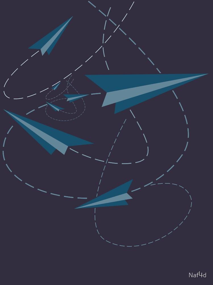 Paper Darts / Planes | Unisex T-Shirt