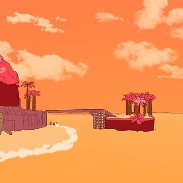 Destiny Islands by Roksva