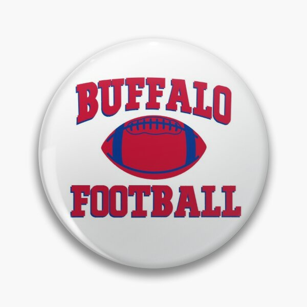 Buffalo for Elle Pin