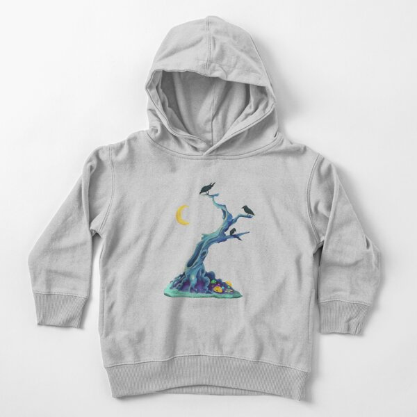 A Light Conspiracy Toddler Pullover Hoodie