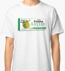 Shrek-Gum Trident Layers Classic T-Shirt