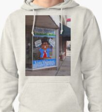 What say you? Pullover Hoodie