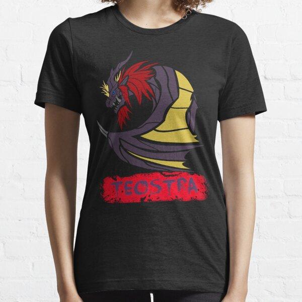 The Circular Flame King Dragon Essential T-Shirt