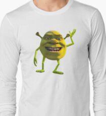 Shrek Wazowski Long Sleeve T-Shirt