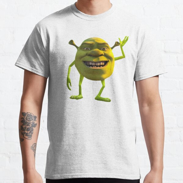 Shrek Wazowski Classic T-Shirt