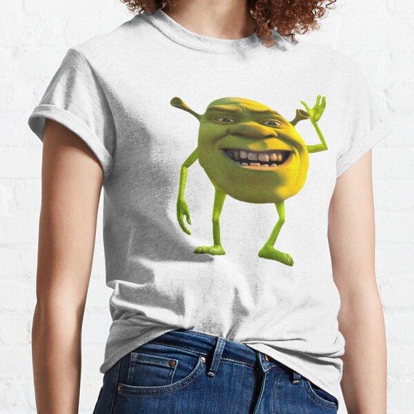 Shrek T Shirts Redbubble