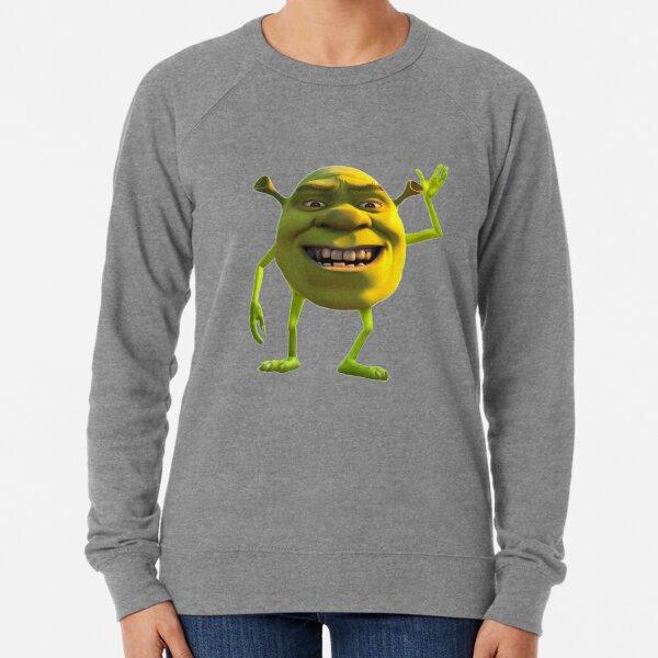Shrek Wazowski Lightweight Sweatshirt