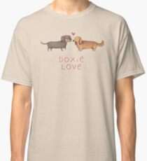 Doxie Love Classic T-Shirt