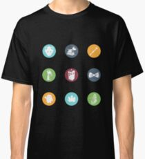 Doctor Who Items Classic T-Shirt