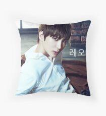 Leo   VIXX Throw Pillow