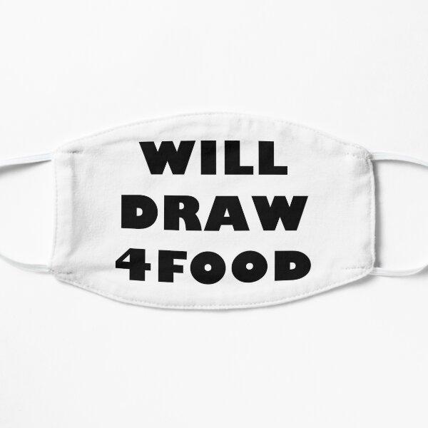 WILL DRAW 4 FOOD Mask