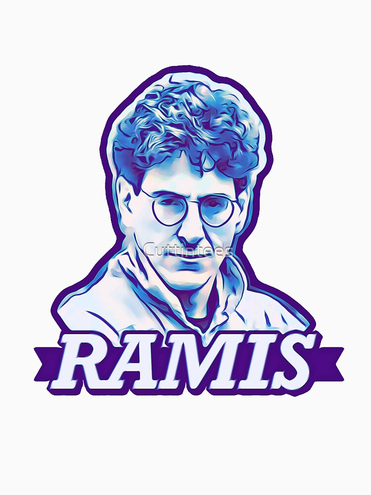 Ramis, Icon of Comedy by Cuttintees