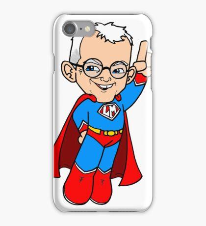 Letterman iPhone Case/Skin