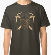 Skull and Cross Axes Classic T-Shirt