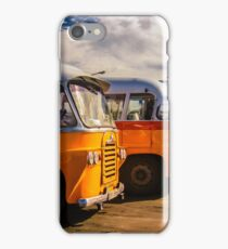 Malta Buses- Generations iPhone Case/Skin