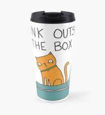 Creative Cat Travel Mug