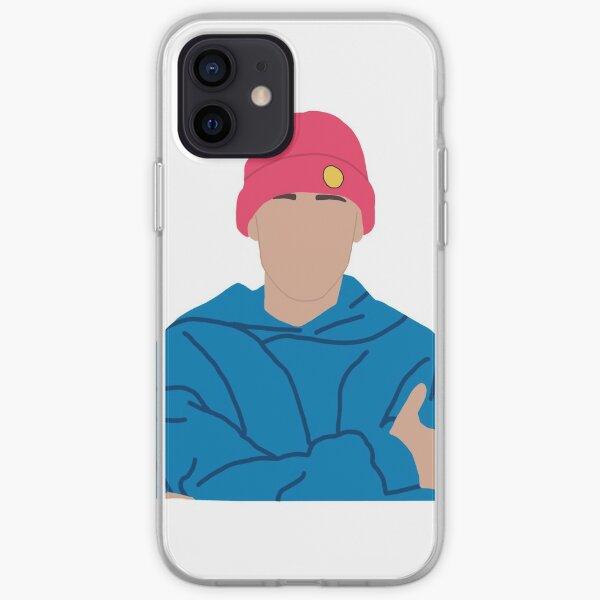 Justin Bieber Coque souple iPhone