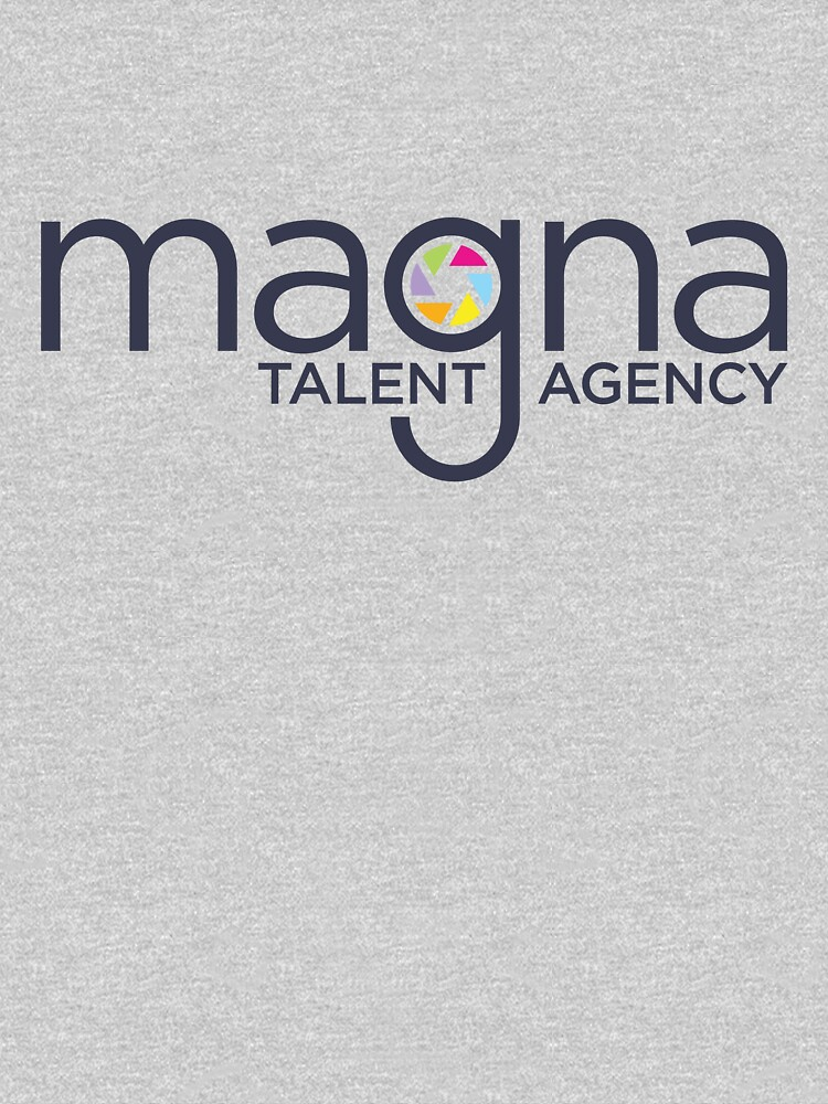 MAGNA Talent Agency (Back Logo) by magnatalent