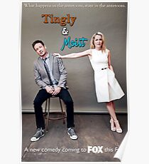 Tingly & Moist: The Merchandise Poster