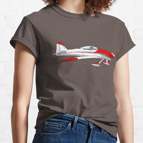 RV4 N377LM Classic T-Shirt