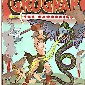 Grognak (Issue 14) by Reliantbunion72
