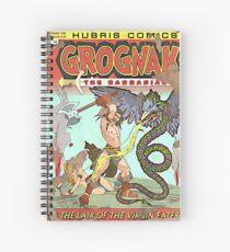 Grognak (Issue 14) Spiral Notebook