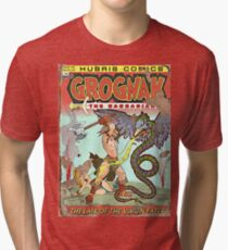 Grognak (Issue 14) Tri-blend T-Shirt
