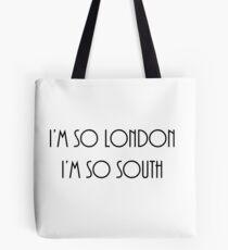 So London Tote Bag