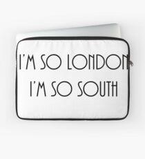 So London Laptop Sleeve