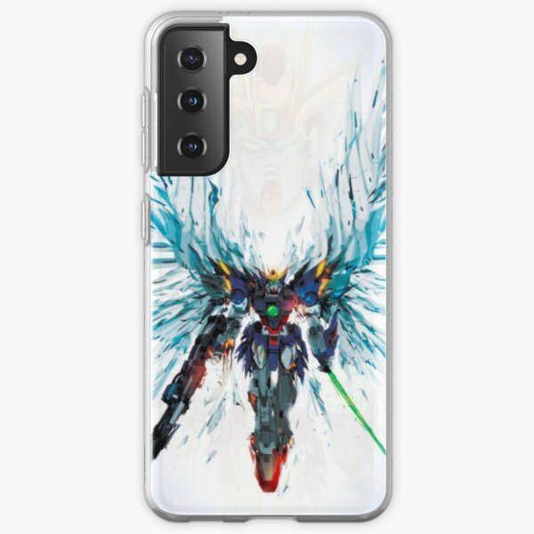 Wing Zero Custom - Endless Waltz Samsung Galaxy Soft Case
