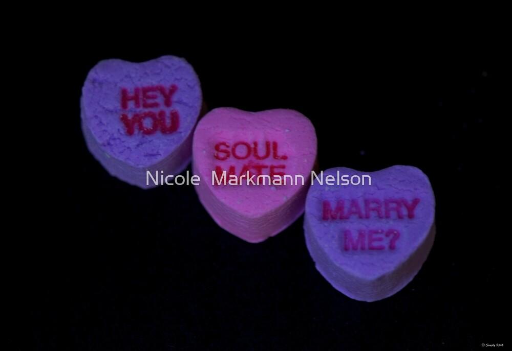 Hey you... by Nicole  Markmann Nelson