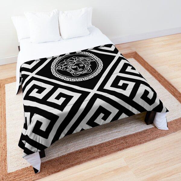 versace off medusa Comforter