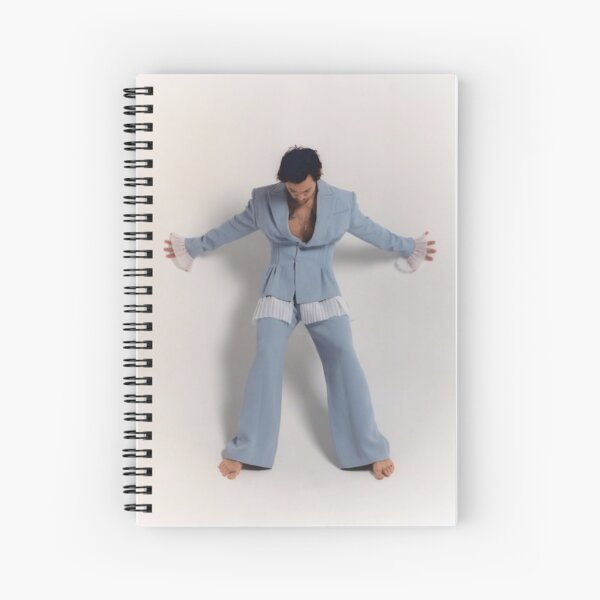 Harry Variety Spiral Notebook
