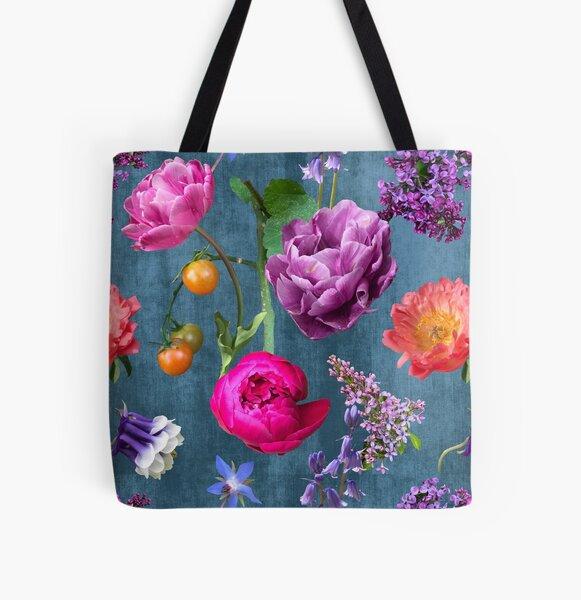 Garden Fantasia All Over Print Tote Bag