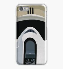 Scout Trooper Star Wars Print  iPhone Case/Skin