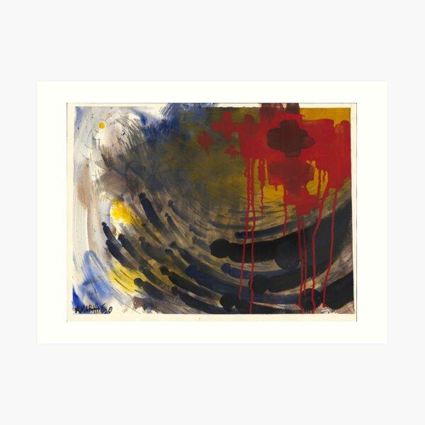 One: Milan Art Print