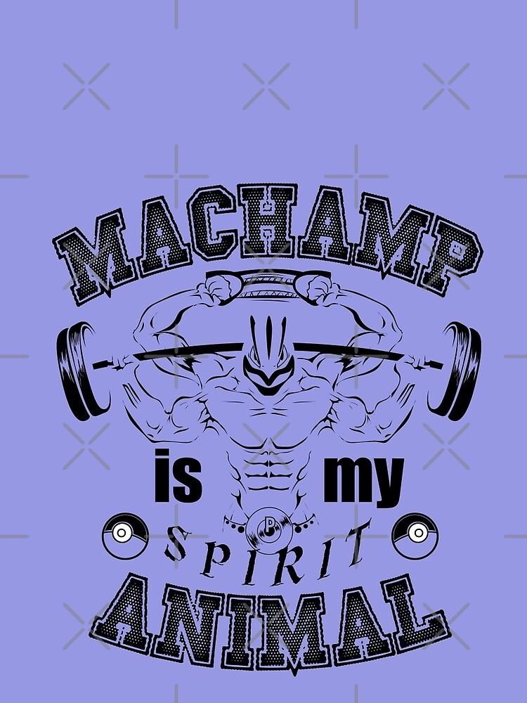 Machamp by bmccamey