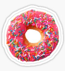 Donut Sticker