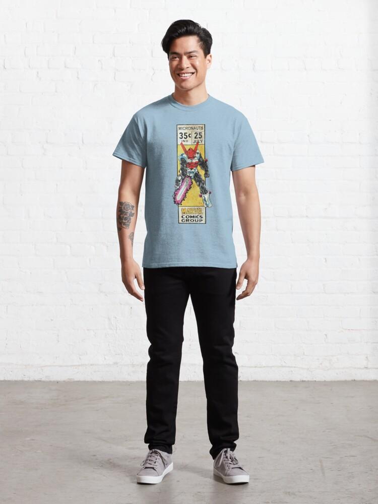 Alternate view of Retro Corner Box - Acroyear Classic T-Shirt