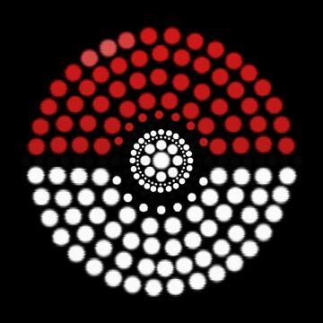 Dot To Catch 'Em All by 8-Bit-Wonder