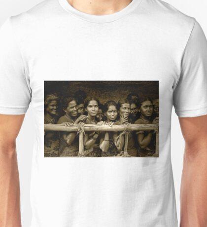Hindu Pilgrims on New Year's Day T-Shirt