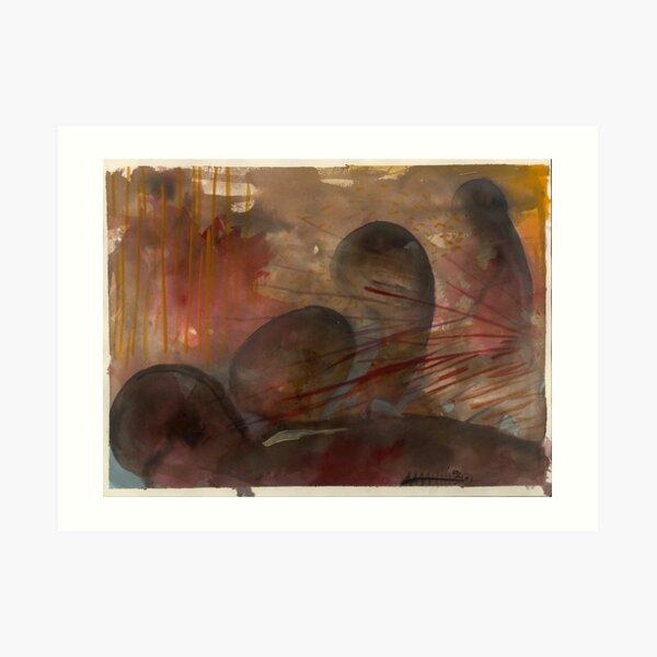Nine: New York City, Queens Art Print
