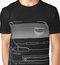 More Inverted Carros Graphic T-Shirt